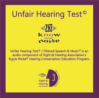 Unfair Hearing Test © CD